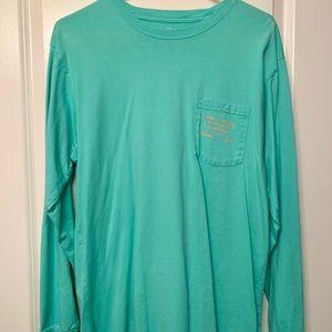 Southern Marsh Long Sleeve Pocket T-Shirt
